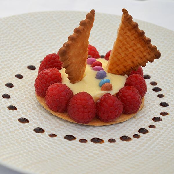 Restaurant Osmoz - dessert